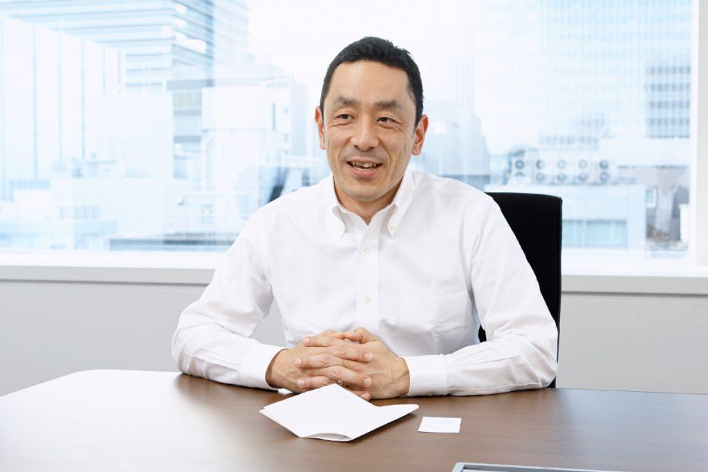 Executive Vice President Hiroshi Ito