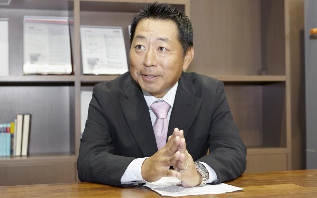 กรรมการผู้จัดการบริษัท อิโตะ ประเทศไทย - Yoshihiro Oyama