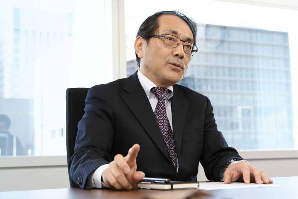 ประธานกรรมการบริษัท อิโตะ - Eiji Arai