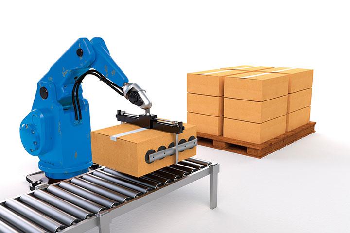 หุ่นยนต์อุตสาหกรรม